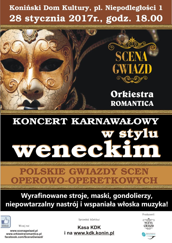Wenecki koncert karnawałowy